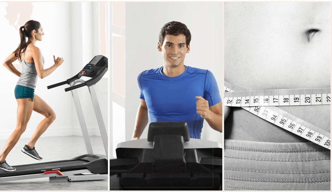tapis de course et perte de poids