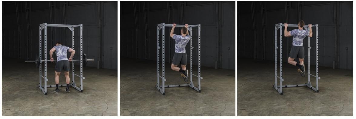 choisir cage squat