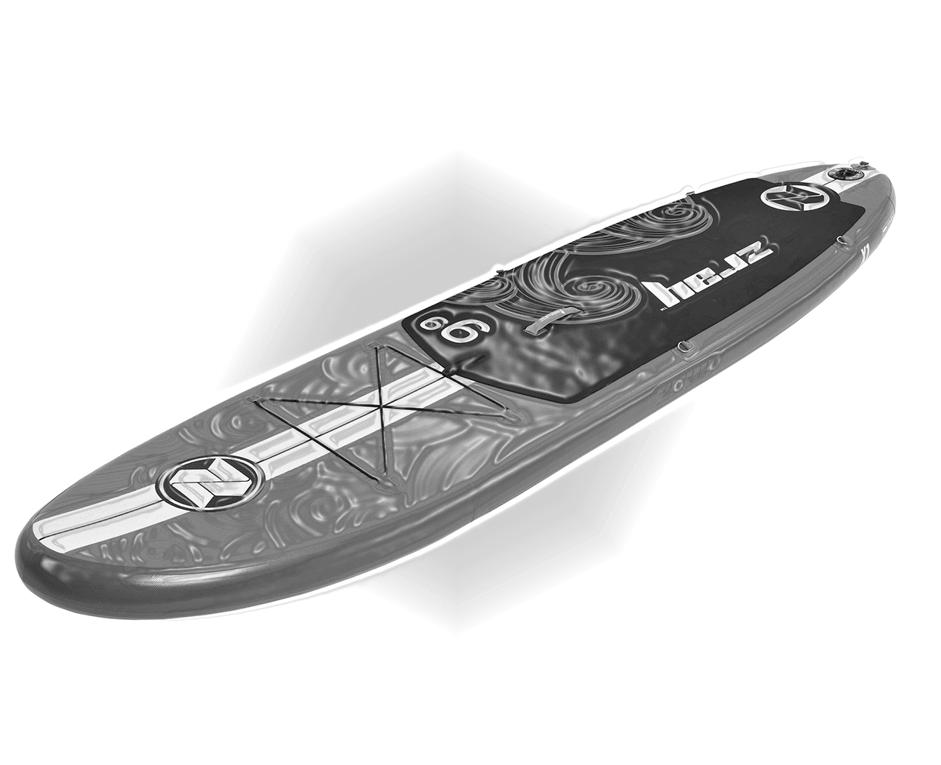 critères de sélection paddle gonflable