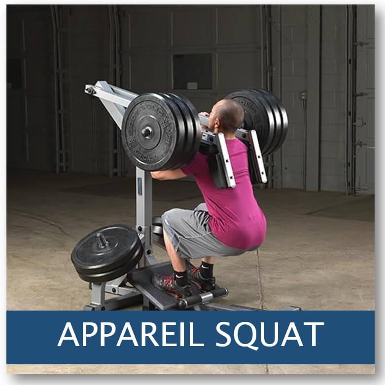 appareil squat