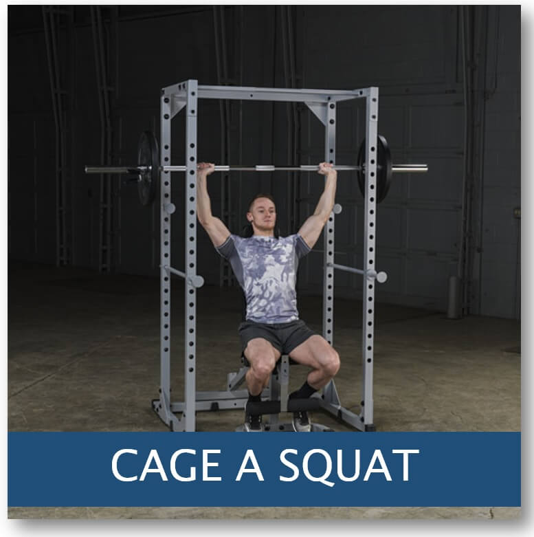 cage a squat