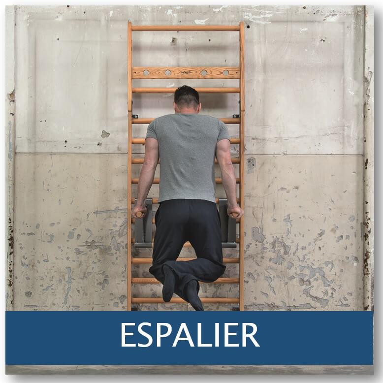 espalier musculation