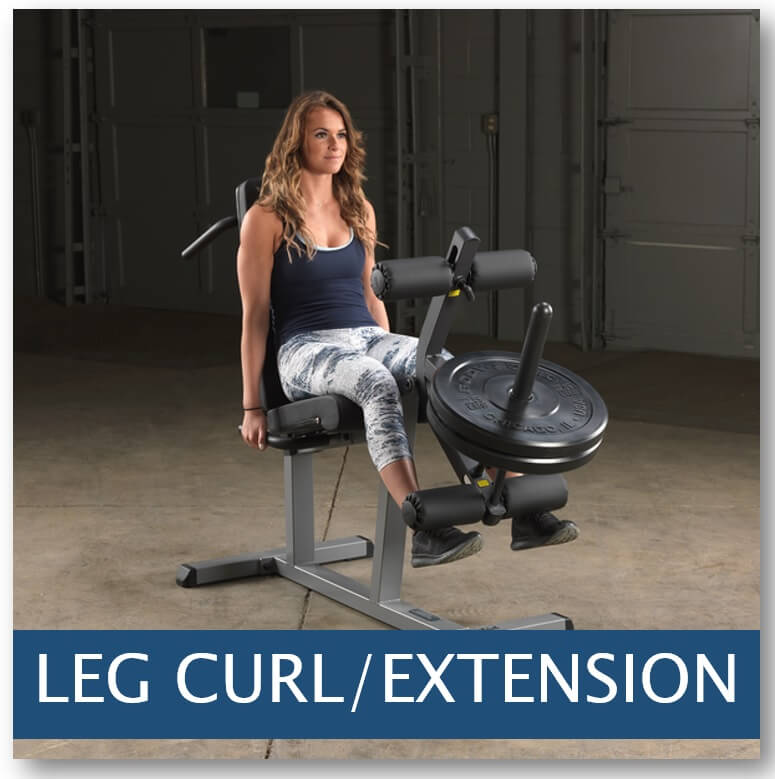 leg extension leg curl
