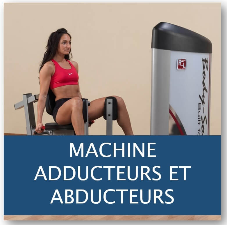 machine adducteur machine abducteur