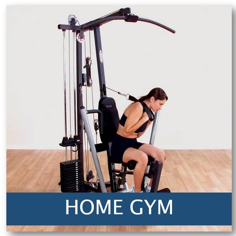 musculation home gym