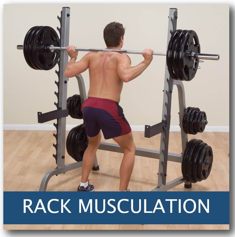 rack musculation