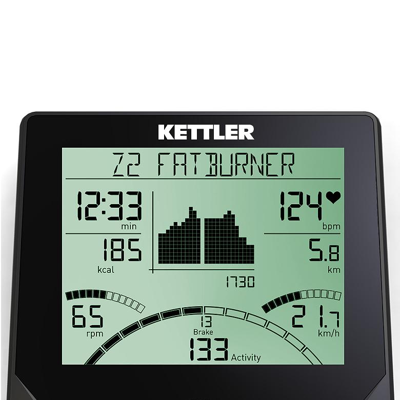 Velo elliptique Kettler Skylon 3.1