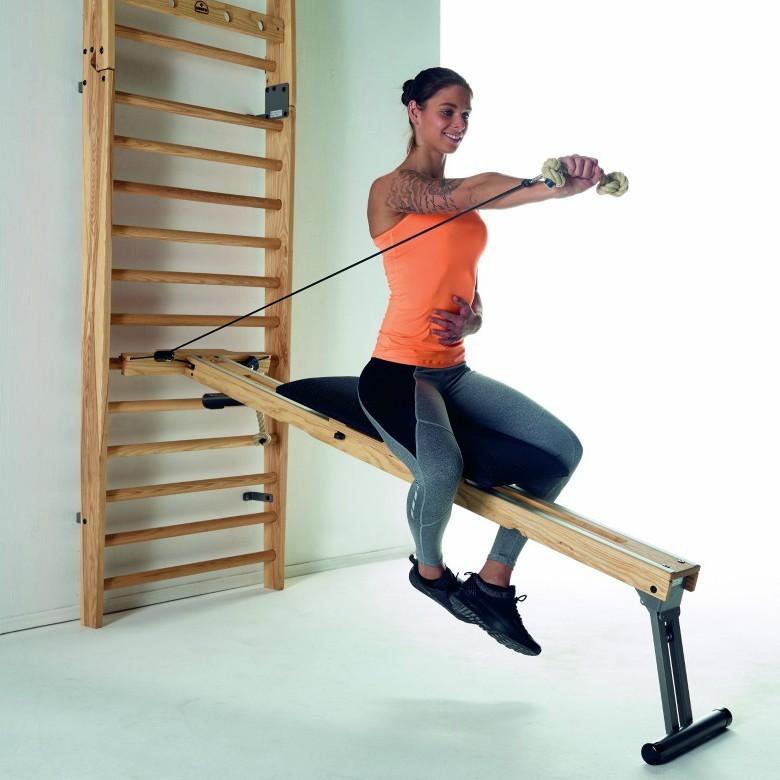 Nohrd Combi Trainer pour Espalier en bois