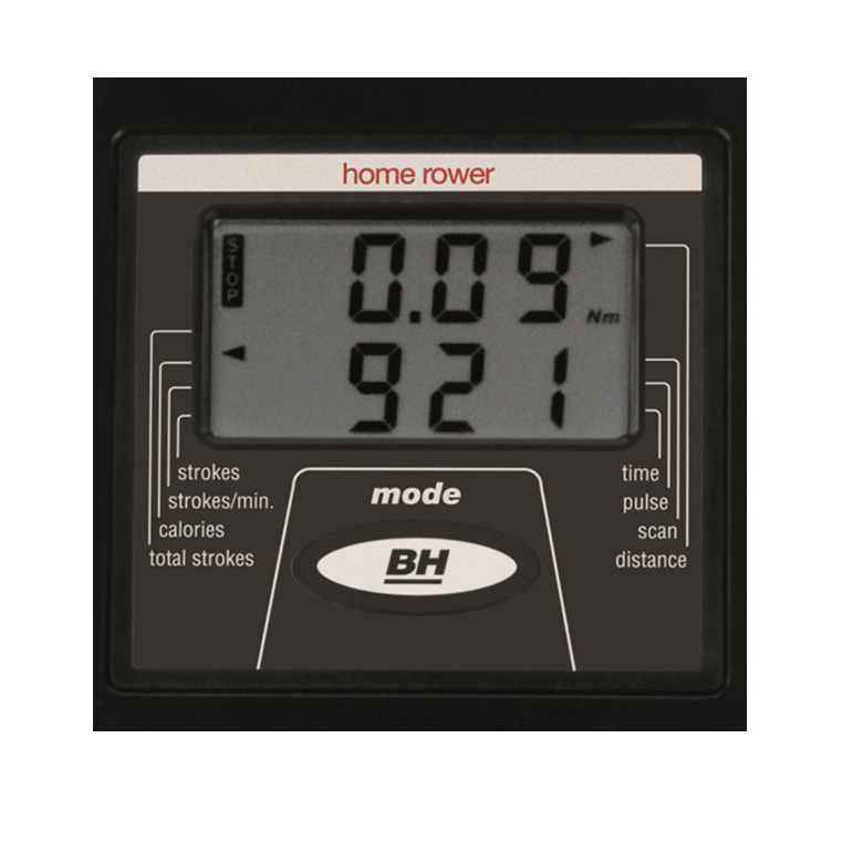 Rameur BH Fitness Aquo Program R309