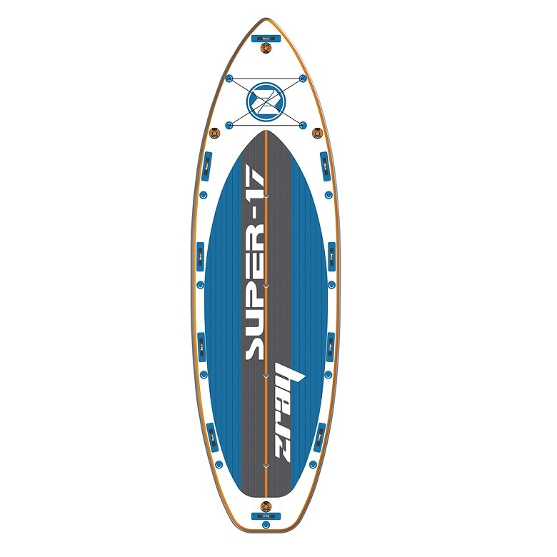 Stand Up Paddle Gonflable Zray S17 - Super 17