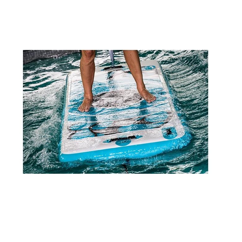 Aquafitmat Tapis flottant pour piscine