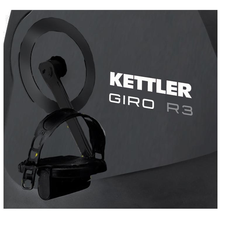 Vélo semi-allongé Kettler Giro R3