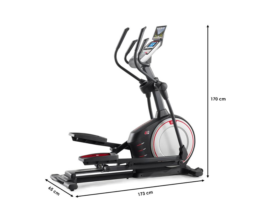 Velo elliptique Proform Endurance 520E