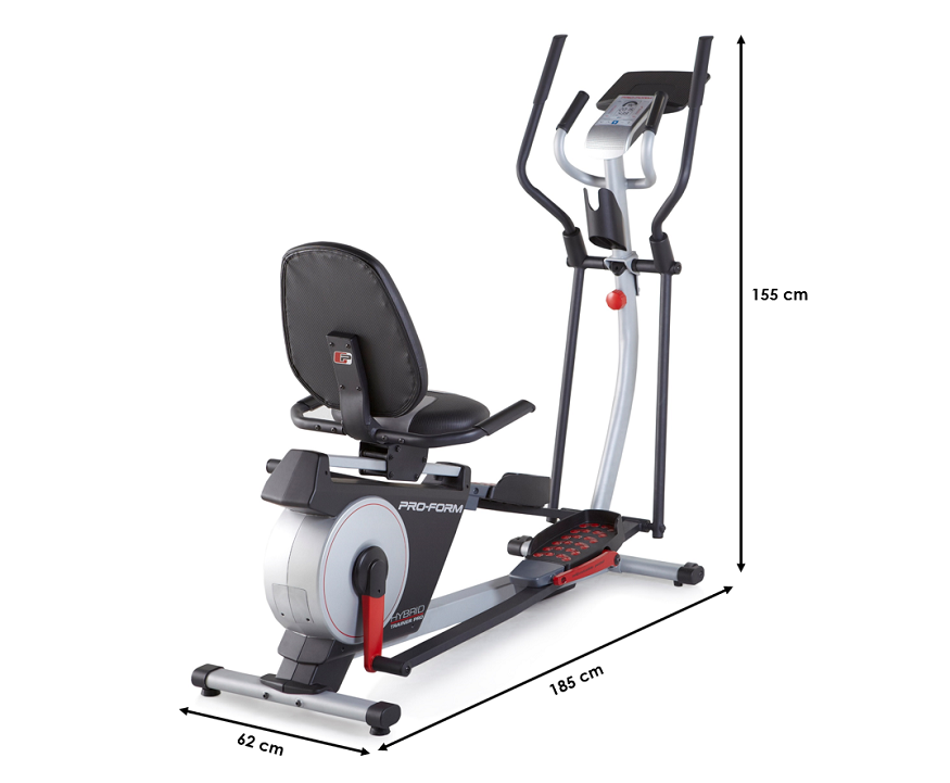 Elliptique Proform Hybrid Trainer Pro