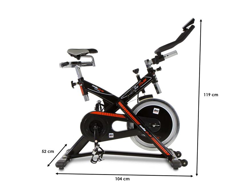 Vélo biking BH Fitness SB2.6