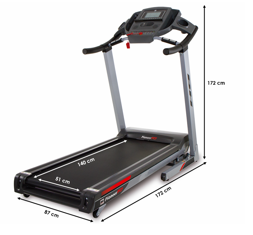 Tapis de course BH Fitness Pioneer R7