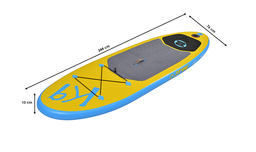 Stand Up Paddle Gonflable Zray K9