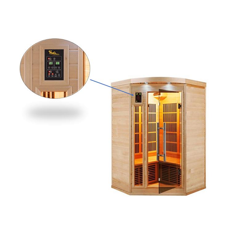 Sauna infrarouge Apollon 2 à 3 Places