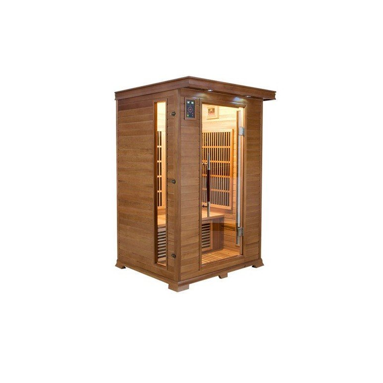 Sauna infrarouge Luxe 1 place