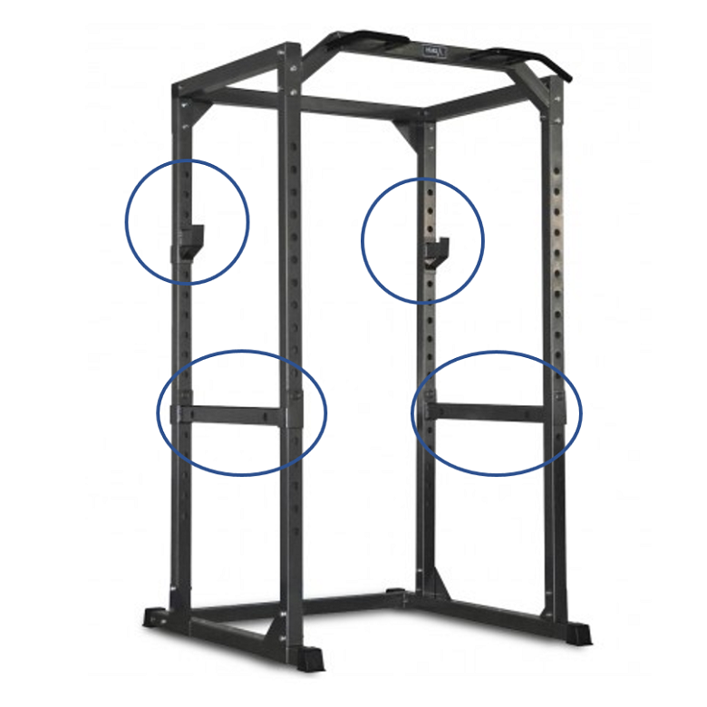 Power Rack DKN