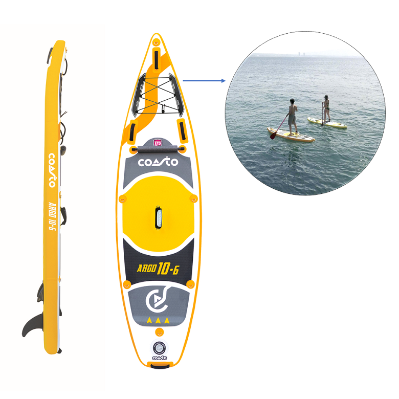 Stand Up Paddle gonflable Coasto Argo 10.6
