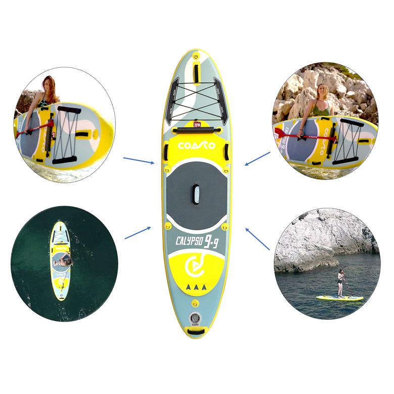 Stand Up Paddle gonflable Coasto Calypso 9.9