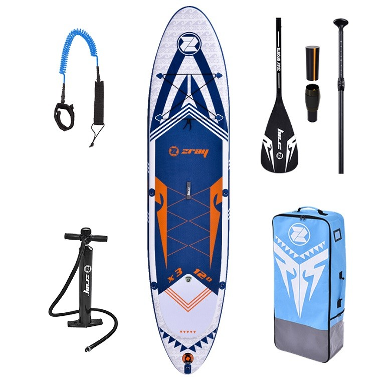 Stand Up Paddle Gonflable Zray X3 - X Rider 12'