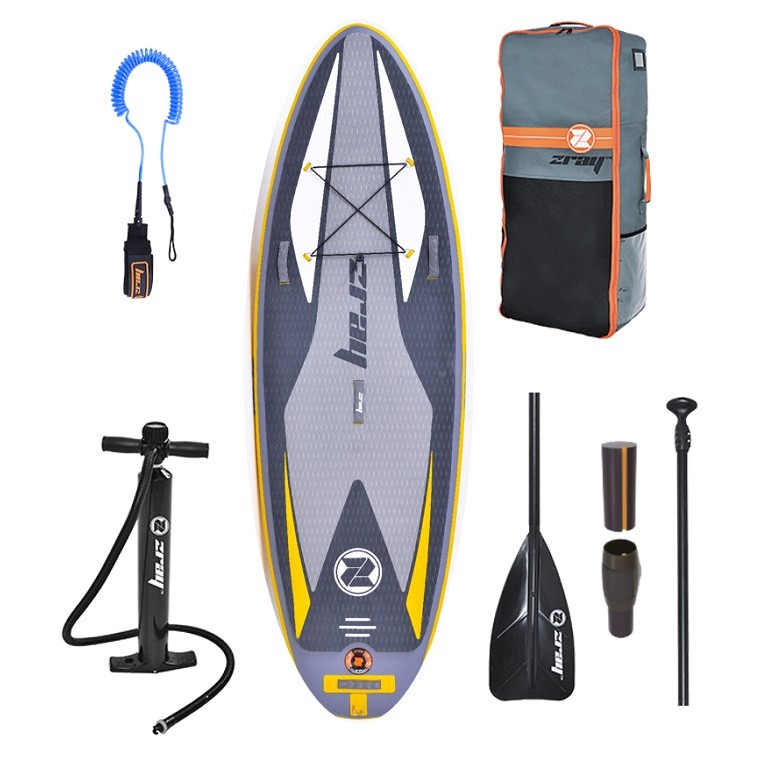 """Stand Up Paddle Gonflable Zray S1 - Snapper 9'6"""""""