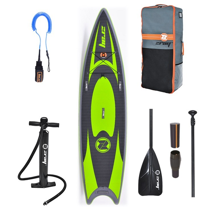 Stand Up Paddle Gonflable Zray S2 - Snapper 11'