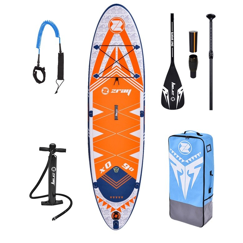 Stand Up Paddle Gonflable Zray X Rider 9'