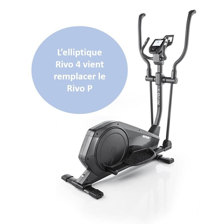 Vélo elliptique Kettler Rivo P