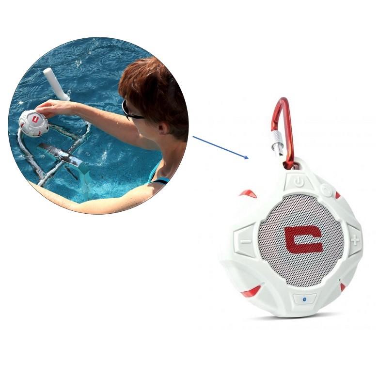 Enceinte Bluetooth flottante 5w X Wave