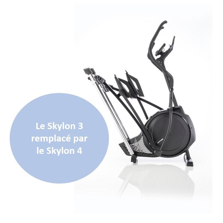 Vélo elliptique Pliable Skylon 3