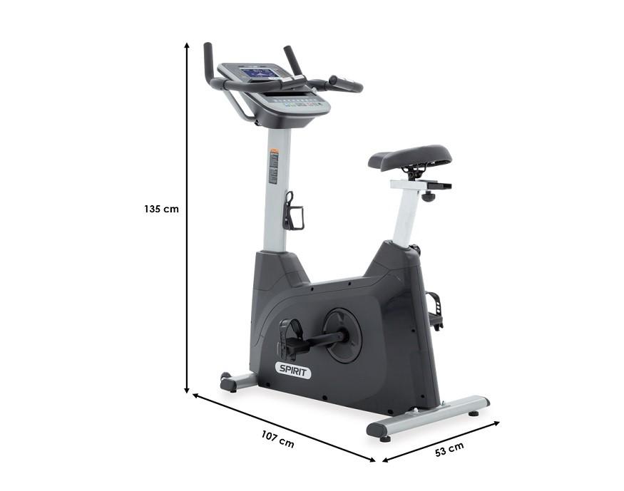 Velo d'appartement Spirit Fitness XBU55
