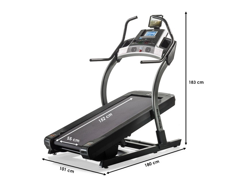 Tapis de course Nordictrack Incline Trainer X7i
