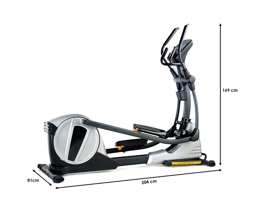Vélo elliptique Nordictrack Power Incline E10.0