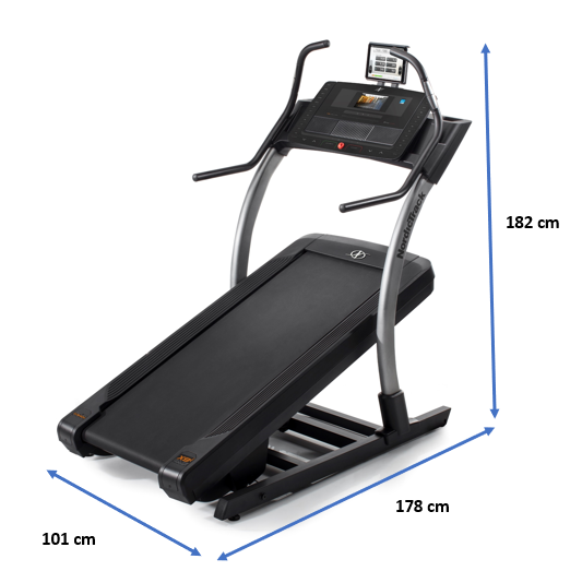 Incline Trainer X9i Nordictrack
