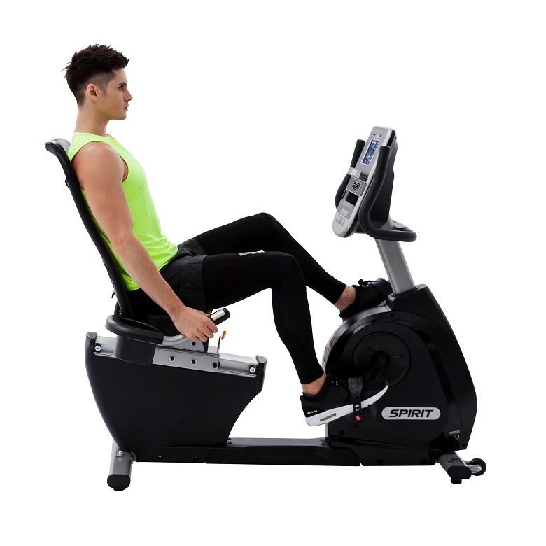 Velo semi allongé Spirit Fitness XBR25