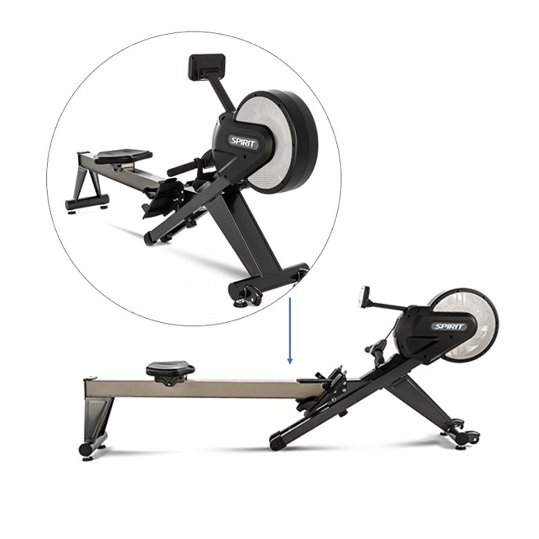 Rameur à air Spirit Fitness CRW800