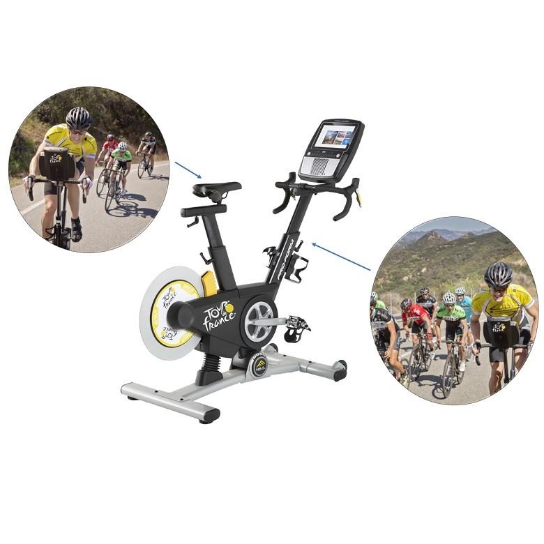 Velo biking Proform Tour de France TDF 10.0