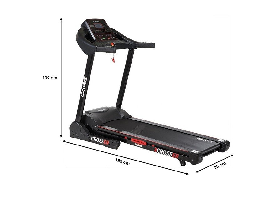 Tapis de course Care Crosser