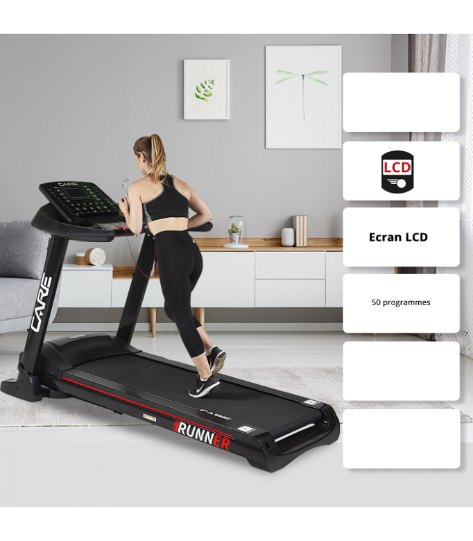 Tapis de course Care Runner
