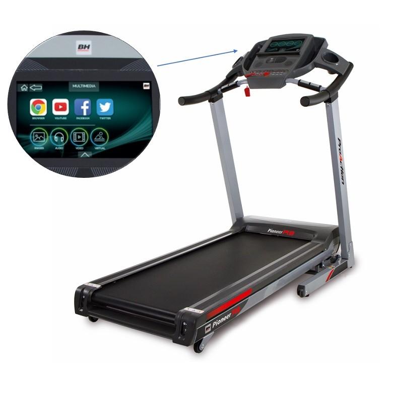 Tapis de course BH Fitness Pioneer R9 TFT