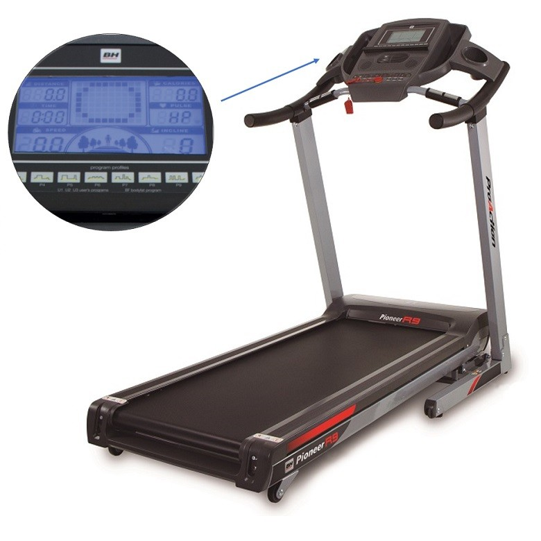 Tapis de course BH Fitness Pioneer R9