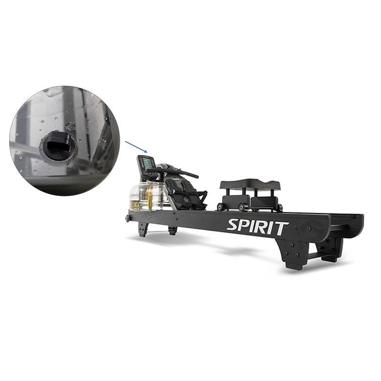 Rameur à eau Spirit Fitness CRW900