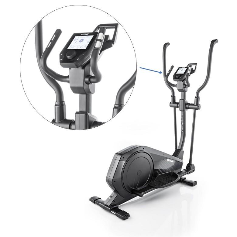 Velo elliptique Kettler by Trisport Optima 200