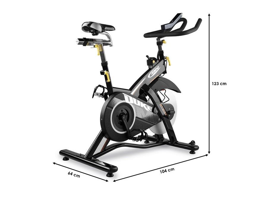 Vélo de biking BH Fitness Duke Magnetic ANT+