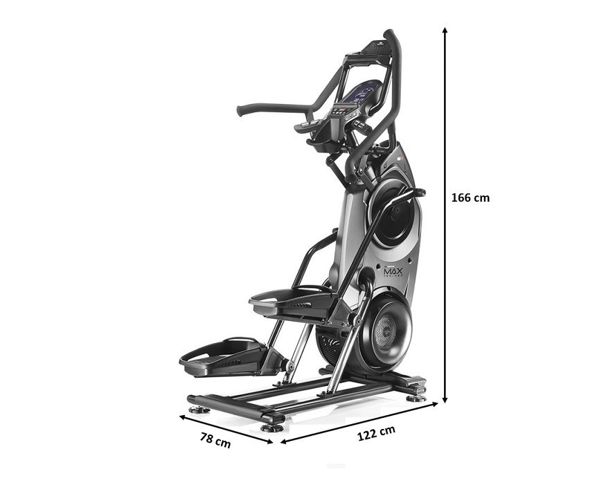 Velo Stepper elliptique Bowflex Max Trainer M8